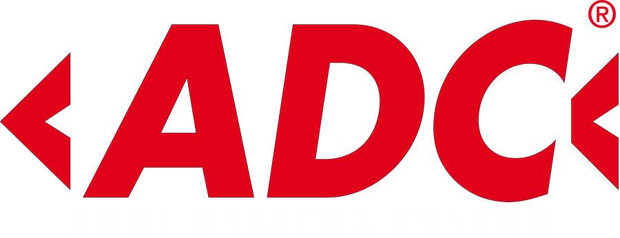 ADC – Armi Dallera Custom Retina Logo